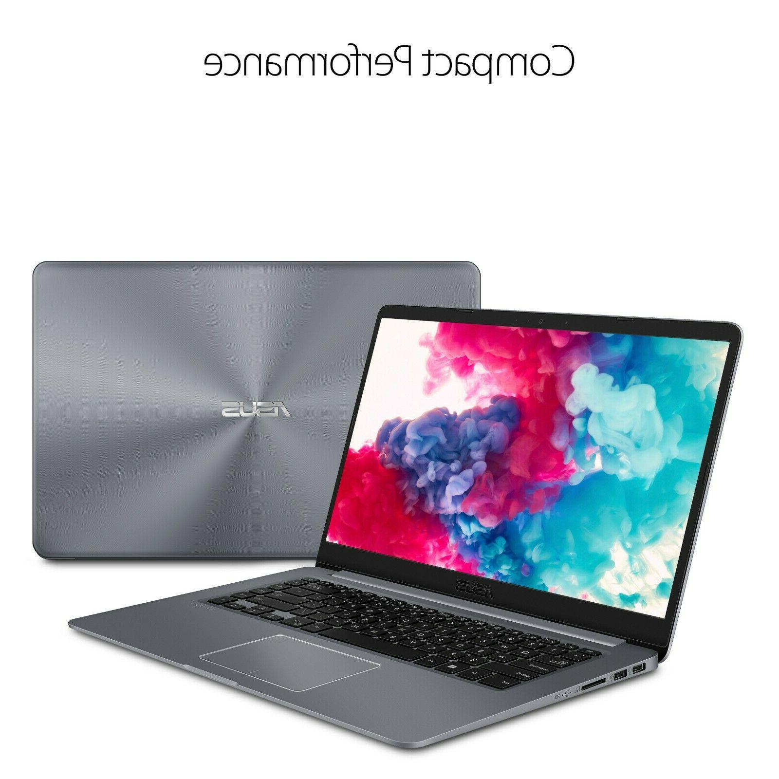 """ASUS VivoBook FHD 15.6"""" Laptop, Up to 16GB RAM, 512GB SSD, A"""