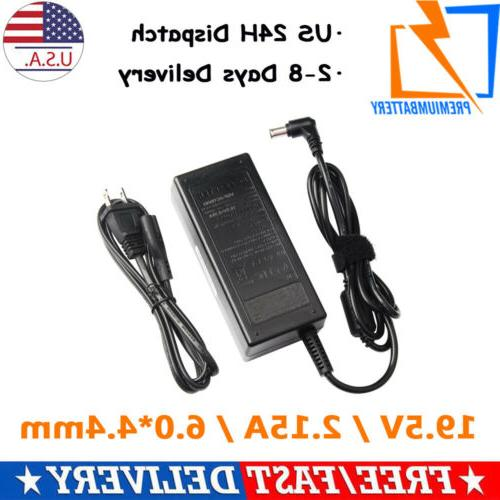 new ac adapter charger for sony vaio