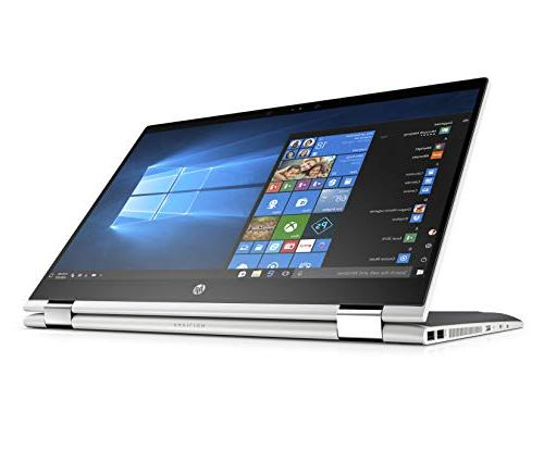 "New X360 15.6"" Full HD Touschscreen 2-in-1 Laptop Core i3-8130U 20GB 1TB HP Pen Windows 10"