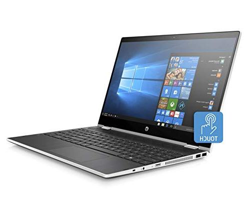 "New HP Pavilion 15.6"" HD Touschscreen 2-in-1 Laptop i3-8130U 20GB HP Digital Pen Windows 10"