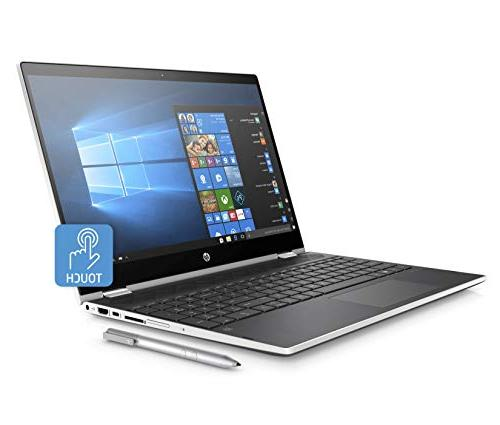"New HP Pavilion 15.6"" Full 2-in-1 Laptop 20GB Memory 1TB HDD HP Windows 10"