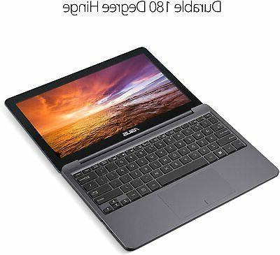 New ASUS 11.6 Laptop 64GB SSD Win10 Year