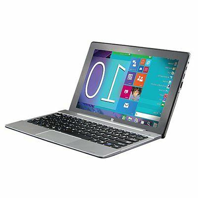 """Supersonic Sc-1032wkb 10.1"""" Touchscreen Lcd 2 In 1 Notebook"""