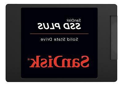 SanDisk SSD PLUS 240GB Solid State Drive
