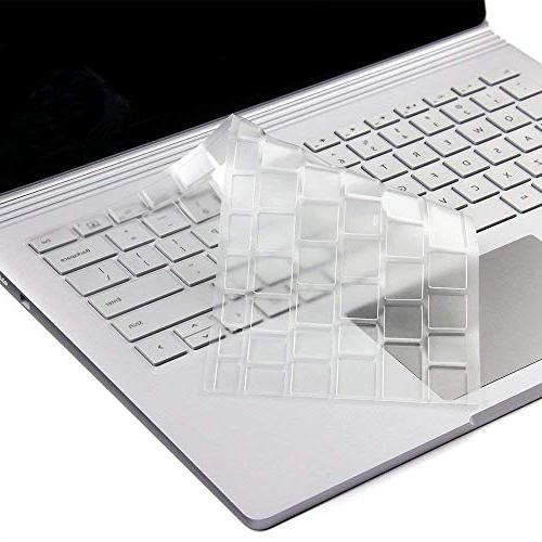 Cover for Laptop 2018, Laptop Surface and Soft-Touch TPU Keyboard
