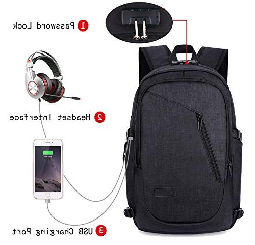updated business laptop backpack