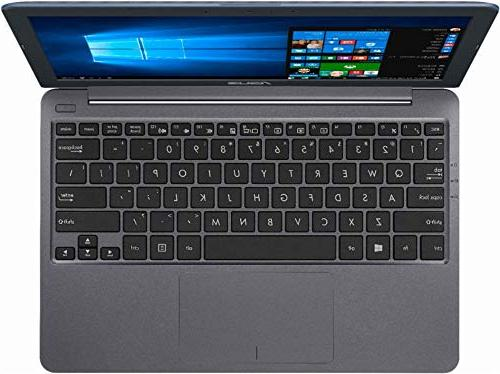 Asus E203MA Thin and Lightweight Laptop, Celeron Processor, eMMC 802.11AC HDMI,