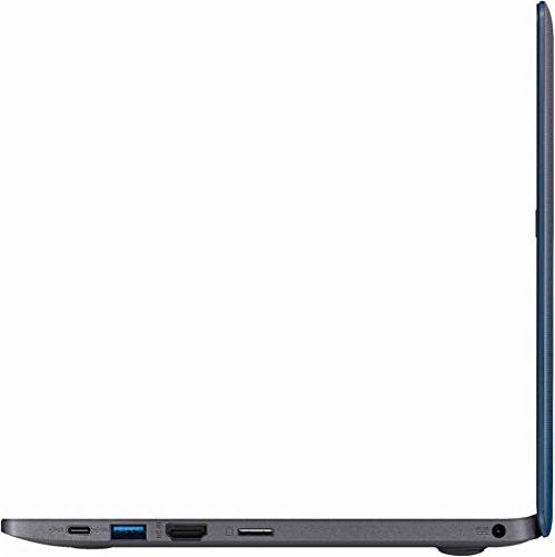 "Asus Thin and Lightweight 11.6"" HD Laptop, Celeron N4000 Processor, eMMC HDMI, Win"