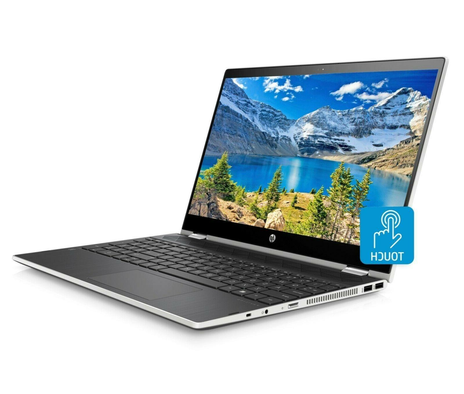 HP X360 Touch i3-8130U 1TB HDD 16GB 4GB 10 Pen
