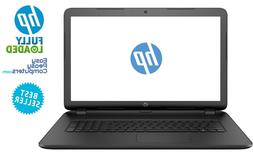 "HP Laptop 17.3"" Windows 10 8GB 1TB Bluetooth Webcam DVD+RW W"