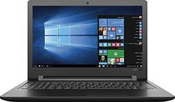"2016 Lenovo 110 15.6"" 1366x768 HD LED Laptop, Dual Core inte"