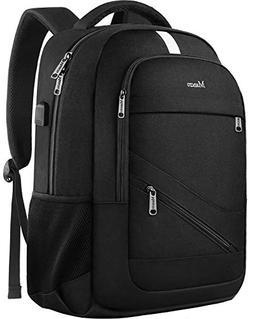 High School Backpack, Laptop Backpack RFID College Bag for W
