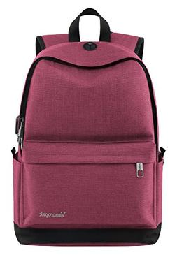 Laptop Backpack for Girls, College High School Student Backp