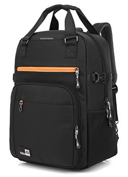 CoolBell 17.3 Inch laptop backpack / Milt-functional Day Pac