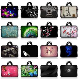 Laptop Bag Case with Handle to Fit Asus Dell Apple Acer Chro