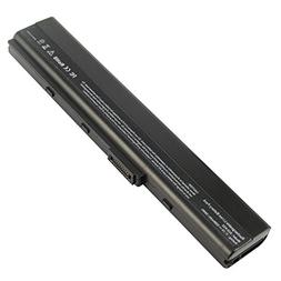 AC Doctor INC Laptop Battery for ASUS A52 K42 K52 Series, PN