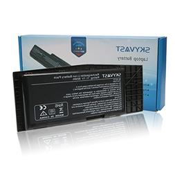 Skyvast New Laptop Battery for Dell Alienware M17x R3, Dell