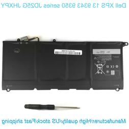 Laptop Battery JD25G for Dell JHXPY RWTIR 0N7T6 0DRRP 5K9CP