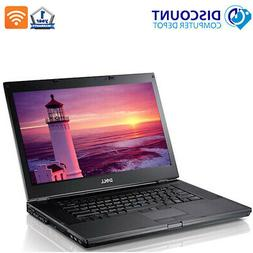 Dell Laptop E6410 Computer Core i5 Windows 10 8GB 250GB HD D