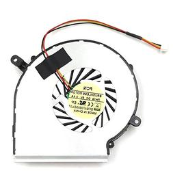 BAY Direct Laptop GPU Cooling Fan 3-Wire for MSI GE62 GE72 P