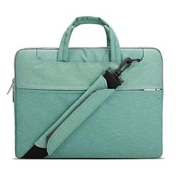 Lacdo 13 Inch Laptop Shoulder Bag Sleeve Case Compatible 13.
