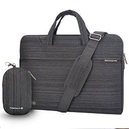 Laptop Shoulder Bag, 14-14.1 inch Laptop Case, Slim Briefcas