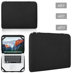 """Laptop Sleeve Bag Notebook Case Cover For 13"""" 15"""" 17"""" Mac HP"""