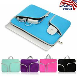 Laptop Sleeve Case Carry Bag for Macbook Pro/Air Dell Sony H