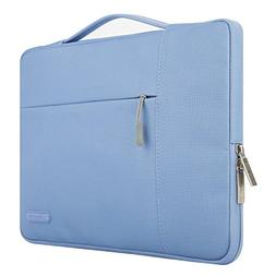 Mosiso Laptop Sleeve, Polyester Fabric Multifunctional Brief
