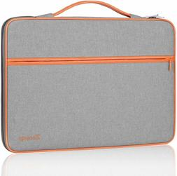 "Laptop Sleeve Case Protective Waterproof Bag for 13-14"" 15-1"