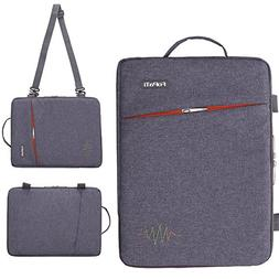 FOPATI 13 - 13.3 Inch Laptop Sleeve Vertical Slipcase Should