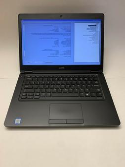 "Dell Latitude 5480 14"" i5-7440HQ 2.8 16GB RAM 128 SSD Window"