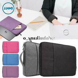 Latitude Chromebook Sleeve Pouch Case Bag For Various Dell 1