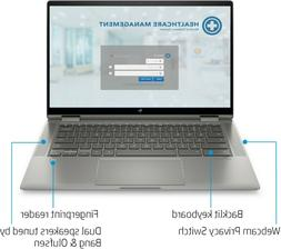 """New 14"""" HP 2in1 FHD Touch Chromebook,10th Gen. Intel i3, 8G,"""