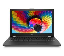 "New HP 15.6"" Intel 4GB 500GB DVD HD Vibrant Display WiFi Bla"