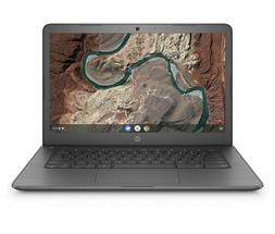 "NEW HP 14"" Chromebook Laptop - AMD A4-9120, 32GB SSD, 4GB DD"