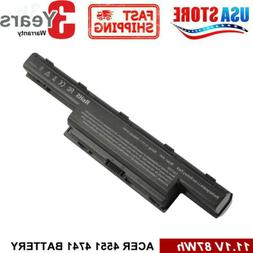 6/9Cell Battery for Acer AS10D31 AS10D51 Gateway 4741 AS10D7
