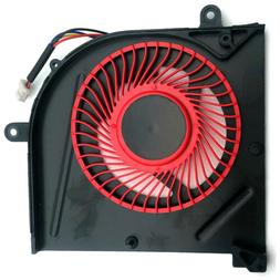 New Laptop CPU Cooling Fan For MSI GS63VR GS73VR Stealth Pro