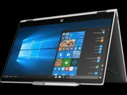 "New HP Pavilion X360 15.6"" Full HD Touschscreen 2-in-1 Lapto"