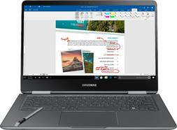 """Samsung Notebook 9 Pro NP940X5N-X01US 15"""" FHD 2-in-1 Touch S"""