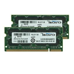 Original For Crucial 4/8GB DDR2 PC2-6400S 800MHz 200pin Lapt
