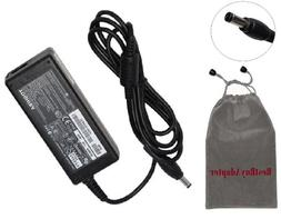 Original Toshiba 75-Watt Global AC Adapter Power Cord for To