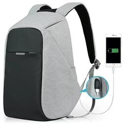 Oscaurt Anti-theft Travel Backpack Business Laptop Book Scho