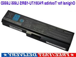 Genuine Original PA3817U-1BRS Battery For Toshiba Satellite