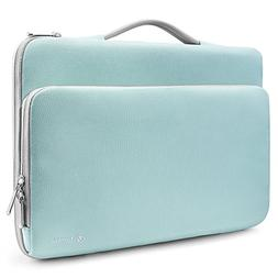 tomtoc 360° Protective Laptop Handle Sleeve Compatible with