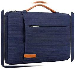 Lacdo 360° Protective Laptop Sleeve Case Briefcase Compatib