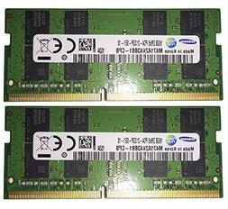 2x 16GB 32GB RAM DDR4 2133 Mhz Samsung SO DIMM PC4-17000 for