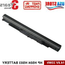 HS03 HS04 Rechargeable Battery for HP Spare 807957-001 80795