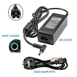 Replacement Laptop Charger For HP 740015-003 741727-001 19.5