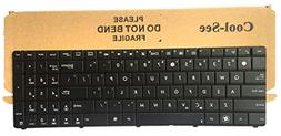 Replacement Laptop Keyboard For Asus A52 A52F A52JT A52JU A5